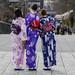 Kimonos in Kyoto (!eberhard) Tags: kimono kyoto japan