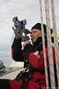 Take a Sight (David J. Greer) Tags: norwegian sea adventure travel passage cross crossing sail sailing rubicon3 sailtrainexplore adventuresailing sextant sight sun look peer location latitude longitude man male person crew