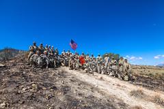 IMG_2789 (U.S. ARMY FORT HUACHUCA) Tags: 1 40th arizona army battalion esb expeditionary field fire fort huachuca live range signal us