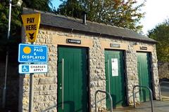 DSCF2413 (Steve Guess) Tags: derbyshire peak district england gb uk town public toilets bakewell
