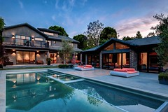 Real Estate Photography (drpeterrath) Tags: canon eos5dsr 5dsr realestate twilight blurhour pool house mansion backyard naturallight color