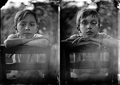 Kids (Nagy Krisztian) Tags: collodion linhof 7x10cm portrait