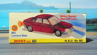 Dinky Toys N.S.U. R0 80 No.176 1969 : Diorama PS2 GT4 Computer Game Backdrop Costa di Amalfi - 1 Of 29