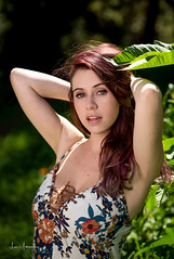 Rachel Carrier 06 (JUNEAU BISCUITS) Tags: model modeling femalemodel female portrait portraiture ulalaau naturepark park hawaii bigisland waimea kamuela nikond810 nikon beauty beautiful