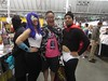 170812 Boston Comic Con Day 2-158 (cabinboy100) Tags: bostoncomiccon comiccon 2017 futurama cosplay leela nibbler