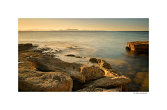 Golden light (Es Canons) (g.femenias) Tags: escanons betlem artà mallorca sunset sunsetlight seascape landscape sea rocks mountains nature warmth longexposure daytimelongexposure nisicircularpolarizerfilter leelittlestopper nisi100x150mmnanoirsoftgraduatedneutraldensityfilter–gnd8 goldenlight