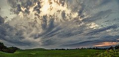 IMG_0331-34Ptzl2TBbLGER (ultravivid imaging) Tags: ultravividimaging ultra vivid imaging ultravivid colorful canon canon5dmk2 clouds sunsetclouds stormclouds scenic rural vista evening summer fields farm pennsylvania pa panoramic sky landscape twilight
