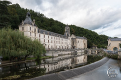 Abbaye Saint-Pierre de Brantôme (vlegallic) Tags: brantôme dordogne nouvelleaquitaine france fr abbaye reflection water castle nikon nikond610 d610 tamron tamronsp1530 tamron1530 tamronsp1530mmf28divcusd