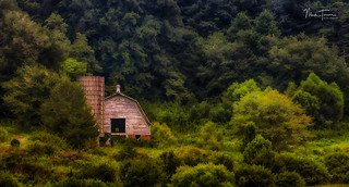 Mountainside Barn