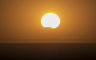 Eclipse soleil 20170821 Megrez72 - EOS760d-D