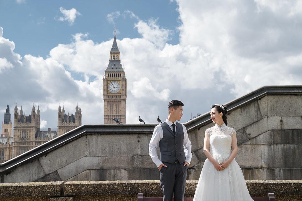 倫敦,婚紗,景點,大笨鐘