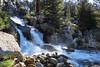 Wright Creek Crossing (trailkrum) Tags: thruhiking backpacking highsierratrail highsierra creek rivercrossing wrightcreek eastern sierra