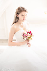 Deep thoughts of Love (Francis.Ho) Tags: barbie fujifilm girl woman female femme lady portrait people beauty pretty lips eyes hair face chinese model elegant glamour young sensuality fashion naturallight studio wedding