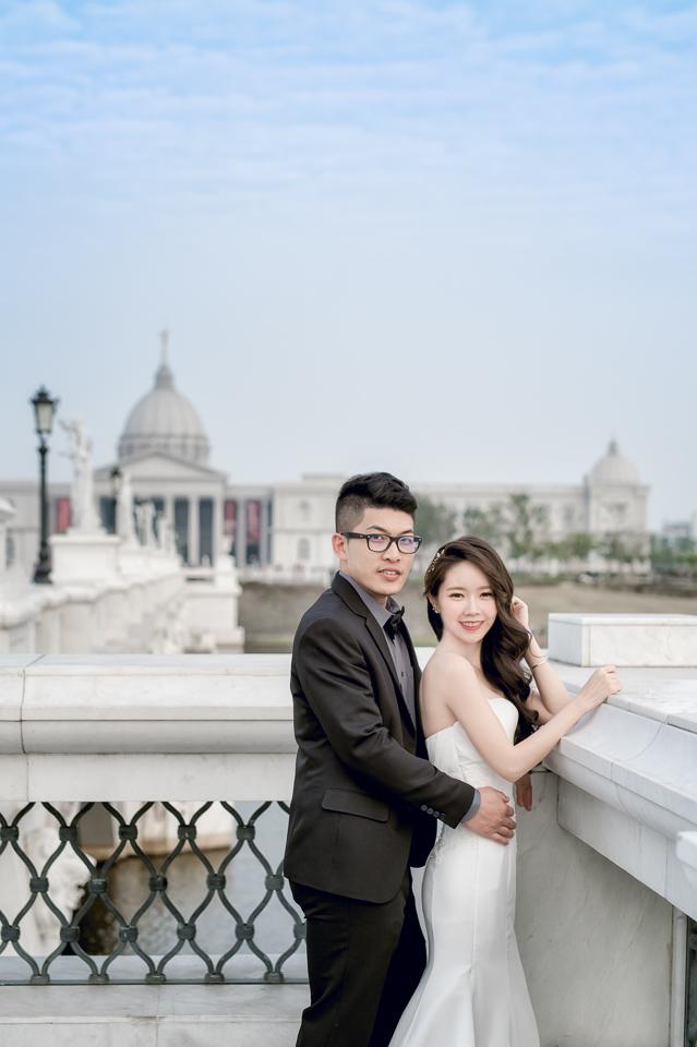 台南自助婚紗 奇美博物館 婚紗作品 Abby 024