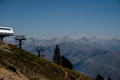 View from Baldy (Glockoma) Tags: epicfamilyroadtrip2017 roadtrip family vacation idaho nature history baldmountain baldy sunvalley ketchum ski summer