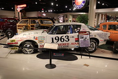 1963 Avanti 200 mph Speed Record (Ray Cunningham) Tags: studebaker national museum 1963 avanti south bend indiana