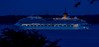 Cruise ship Costa Favolosa at 6 AM (frankmh) Tags: ship cruiseship costafavolosa earlymorning öresund outdoor night