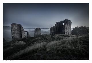 Misty Clun Castle