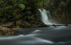 In The heart of the jungle (brusca) Tags: flickrexplore explore a6500 falls 1000 nisi longexposure jungle landscape waterfall landscapes betiang