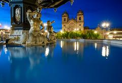 Iglesia la Compaña de Jesus - Cusco, Peru (Maria_Globetrotter) Tags: peru dscf0714lr dscf0714arminius