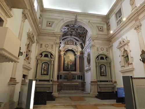 Iglesia da Misericórdia - Retablo mayor