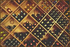 B O T T L E S  |  w i n e (NadzNidzPhotography) Tags: nadznidzphotography jarsbottles crazytuesdaytheme 7dwf wine fujifilmxt10 fujifilm fujinon fujinonxf1855mmf284rlmois