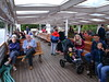 Cruising on the Swan (Snapshooter46) Tags: cruiseboat swan lake windermere cumbria people