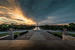 DC 3 (JamesMertz) Tags: washington dc sunrise monument america american am