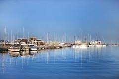 IMG_8222 (cesiracastor) Tags: canon 1022 70d trieste mare barche molo porto sea water blu colors cielo italy