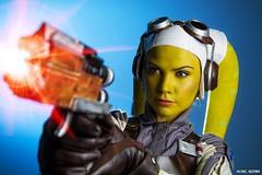 Fighter Pilot... (Ring of Fire Hot Sauce 1) Tags: cosplay hera starwarsrebels reikennex sandiegocomiccon sdcc