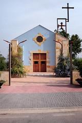 Ermita de Burgos (Jerome van Passel) Tags: jeromevanpassel nonduermas iglesia centro municipal alcaldia pueblo murcia acequia huerta