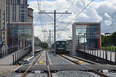 13.08.2017 (XVII); Metro's op Hoekselijn (chriswesterduin) Tags: ret hoekselijn metro vlaardingen maassluis