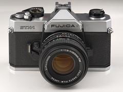 Fujica STX-1 (Jörg Krüger) Tags: fuji fujica fujinon stx1 xmount 35mm slr vintage 1950