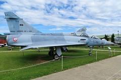 516 / 5-OL Dassault Mirage 2000B @ Musée Européen de l'Aviation de Chasse 15th June 2016 (_Illusion450_) Tags: aérodromedancone montélimar muséeeuropéendelaviationdechasse 150616 museum armée de lair 516 5ol dassault mirage 2000b lflq xmk