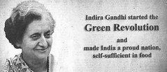 Green Revolution by Indira Gandhi (indiragandhi2) Tags: green revolution indira gandhi achievements milestone