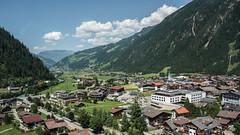 Mayrhofen im Zillertal   |   View from the Penkenbahn (JB_1984) Tags: penkenbahn cablecar mountain alps alpine tuxalps derpenken valley zillertal zillervalley view vista zillertalalps mayrhofenimzillertal tyrol tirol austria österreich