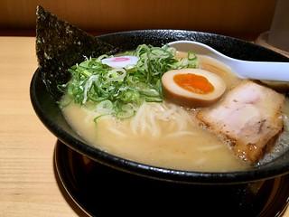 Ramen from Kimuzukashiya in Odaiba