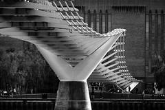 Millennium Bridge (OgniP) Tags: