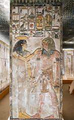 KV17, The Tomb of Sety I, Pillared chamber F (kairoinfo4u) Tags: egypt luxorwestbank valleyofthekings eastvalley thebeswestbank thebes tombofsetyi kv17 setyi égypte egitto egipto unescoworldheritagesites ägypten luxor sethosi setii tombofsetii