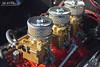 Carbs (Hi-Fi Fotos) Tags: carbs carburator tripower three aspirated engine motor air filter cleaner triple block power speed horsepower chrome nikkor 40mm micro 28 dx nikon d7200 hififotos hallewell