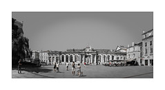 Palais Rohan (jldum) Tags: palais mairie ville monument noiretblanc bordeaux apple iphone7plus loveit