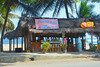 Palace of Fruits (elliezhou) Tags: ecuador puertolopez fruits ocean beach puerto lopez hut tropical