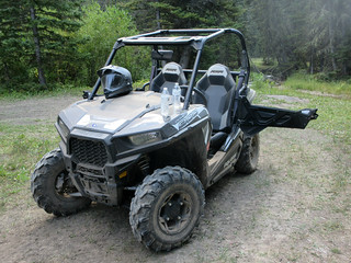 ATVing in the High County