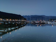 Deep Cove (sinis@011) Tags: mobile huawei p10 water marine deepcove yachtclub vancouver pacific mobilecamera