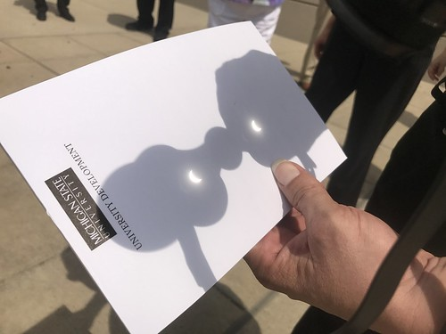Solar Eclipse, August 2017