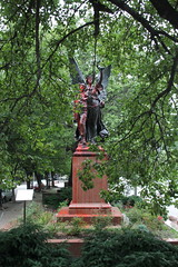 Protest & Interventions at Confederate Monuments (bopapublicart) Tags: confederatemonuments lostcause 2017 blacklivesmatters confederatemonumentreview graffiti intervention
