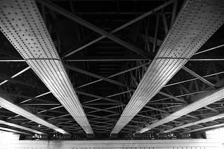 Under The Rail Bridge
