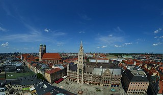Munich - On Top of the City