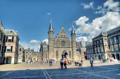 Den Haag - Binnenhof - Ridderzaal (Ventura Carmona) Tags: nederland paisesbajos netherlands zuidholland denhaag sgravenhage binnenhof ridderzaal venturacarmona lahaya