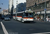 LOS ANGELES--9252 at Hill/5th Street IB (milantram) Tags: losangeles buses articulatedbuses scrtd